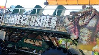 FULL POV - Stompin Gator Off-Road Adventure Ride at Gatorland