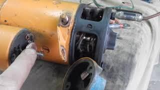 jumz naprawa rozrusznika ciągnik jak naprawić