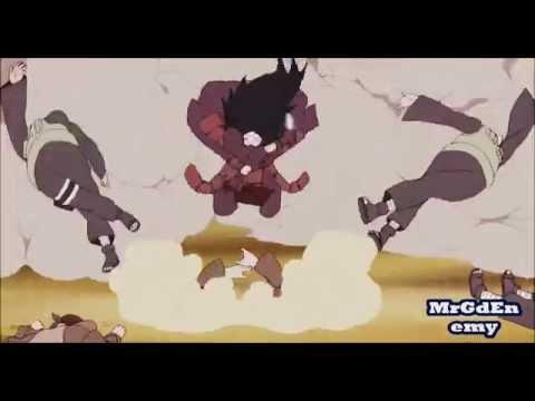 Naruto [AMV] Eminem - The Monster ft Rihanna