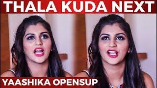 """Thala Kuda Nadikka Maaten"" – Yaashika Anand Opens Up | Yaashika Anand Interview"