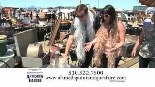 Alameda Point Antiques Faire — CBS5 Promo 2011 Thumbnail