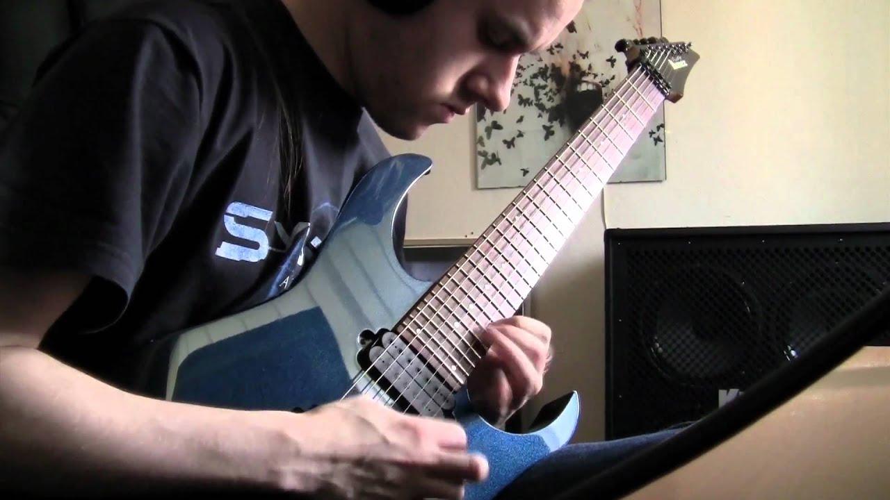 Born of Osiris - Follow the Signs Solo Cover - YouTube 21a97e2c78b0