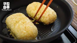 卵スパムおにぎり|쿠킹하루 Cooking Haruさんのレシピ書き起こし