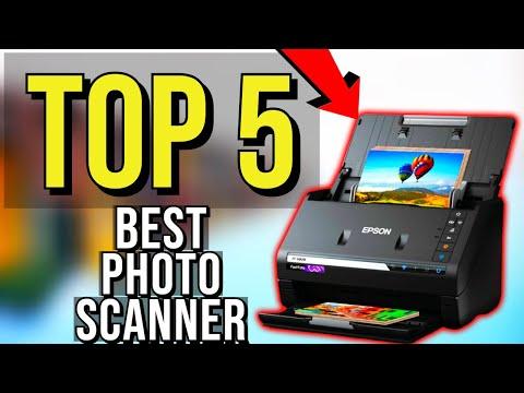 ✅ TOP 5: Best Photo Scanner 2020