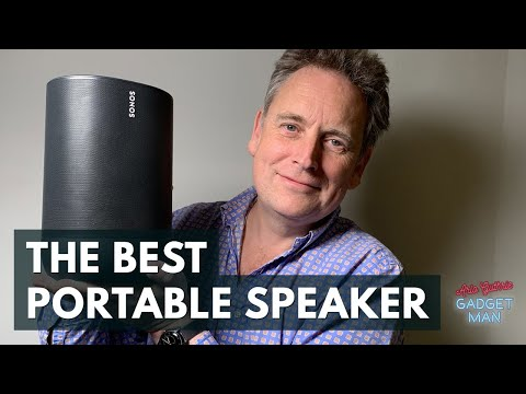 New Sonos Move Portable Speaker Unboxed And Reviewed