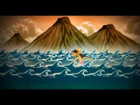 Wayang Animasi - BRATASENA - 2007