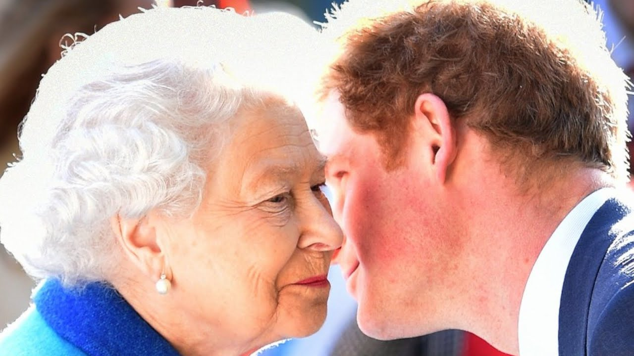 Inside Prince Harry's Relationship With His Grandparents Now