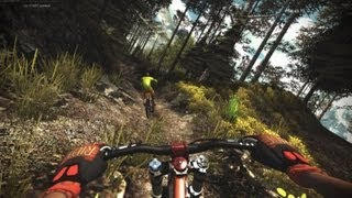 MTB Freeride - Downhill Bicycle Game - HD Gameplay