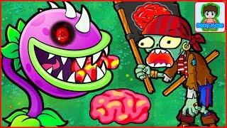 Игра Зомби против Растений  2 от Фаника Plants vs zombies 2 (19)
