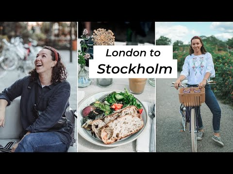 London to Stockholm by train | Low Impact travel in Europe