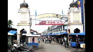 Banda Aceh Sumatra Before The Tsunami Youtube