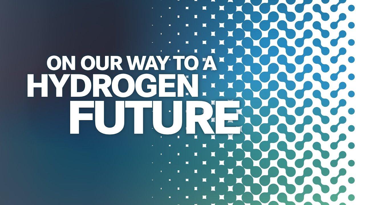 Daimler Trucks presents its way to a Hydrogen Future.