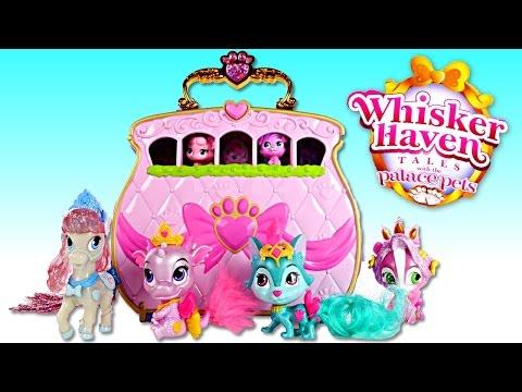 Palace Pets Whisker Haven Tales ❤ Nuevas y Hermosas Mascotas Disney con Amy Jo en DCTC