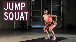 Jump Squat - XFit Daily