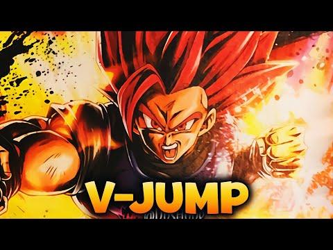 (Dokkan & Legends) V-JUMP SCANS REVEALED! INFORMATION ON TRANSFORMING KEFLA & SSJG SHALLOT!