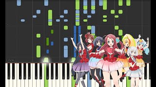 Song: Adabana Necromancy / 徒花ネクロマンシー Anime: Zombieland Sag...