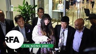 Tin nóng 24h | Đoàn Thị Hương về đến Việt Nam