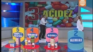 Doctor TV-Los peligros de tomar medicina de venta libre-18/07/13