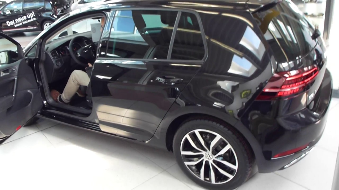 2017 vw golf vii 1 6 tdi exterior interior 105 hp 195 km h 121 mph see also playlist youtube