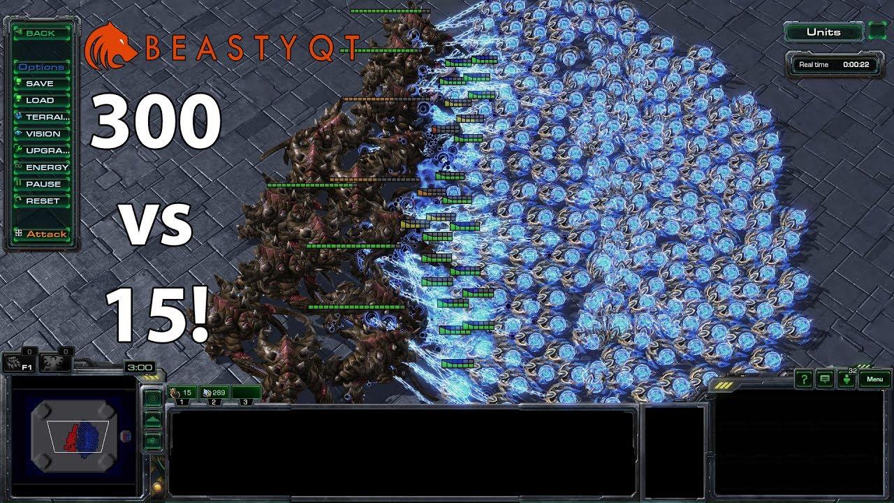 Starcraft 2 300 sentries vs 15 ultralisks youtube for Star craft 2 free 2 play