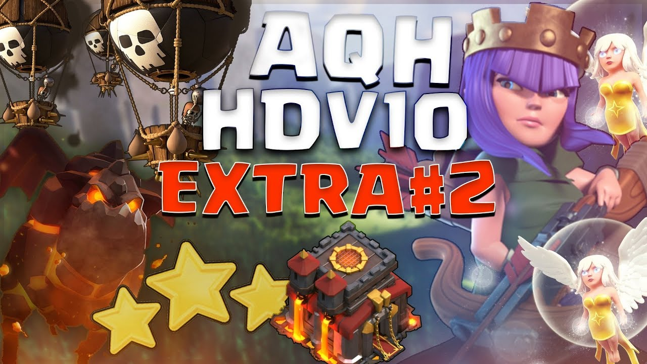 AQH HDV10 EXTRA #2 | Le Perfect vient souvent de l'air !! AQH MoBal |GoBoMoBal | TOP COMPO