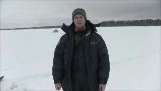 видео Зимний костюм для рыбалки и охоты