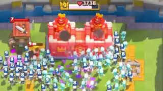 Clash Royale Funny Moments Part 31Clash LOL Funny Montages, Glitches, Trolls