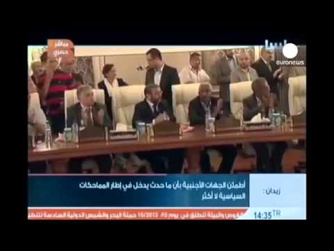Libya PM Ali Zeidan back at work after being freed from kidnappers