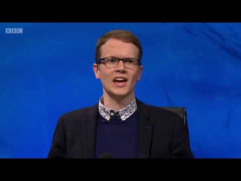 University Challenge 2018/19 E20: Clare - Cambridge v St Edmund Hall - Oxford