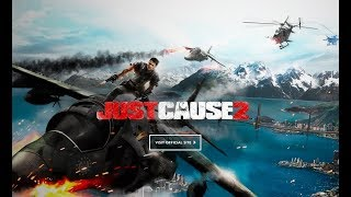 JUST CAUSE 2 // minecraft // tf2 //roblox // 30fps // [LIVE] // po polsku
