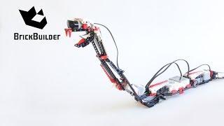 Lego Mindstorms 31313 R3PTAR - Lego Speed build