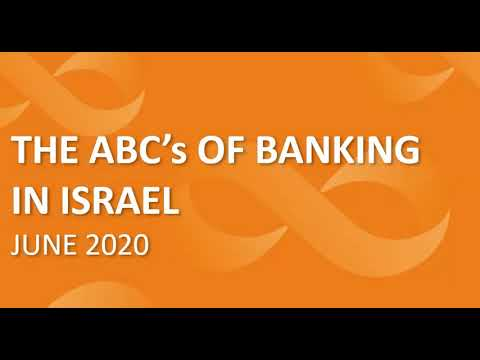 Beyond The Basics: Banking In Israel