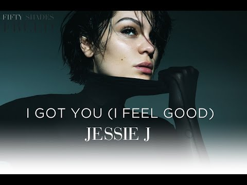 """Jessie J cantando """"I Got You (I Feel Good) en Instagram Live. (From Fifty Shades Freed Soundtrack)"""
