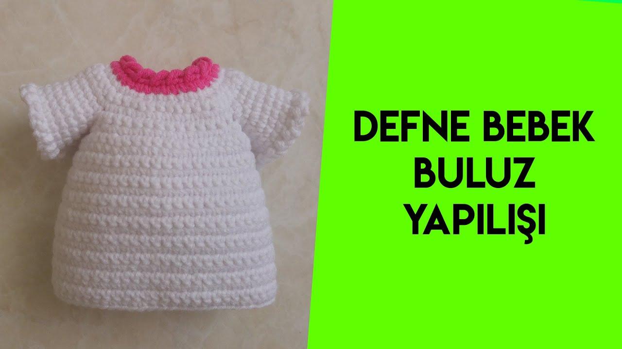 Amigurumi Bebek Ceketi Yapımı - Örgü Modelleri | 720x1280