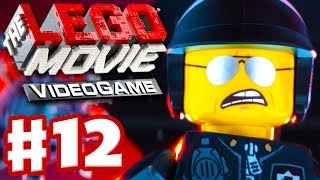 The LEGO Movie Videogame - Gameplay Walkthrough Part 12 - Bad Cop (PC, Xbox One, PS4, Wii U)