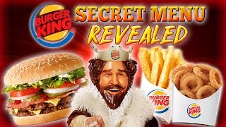 Top 10 facts about BURGER KING