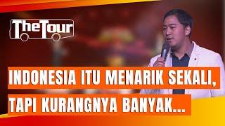 Stand Up Comedy Pandji Pragiwaksono: Orang Indonesia Itu Tidak Menghargai - SUCI 1