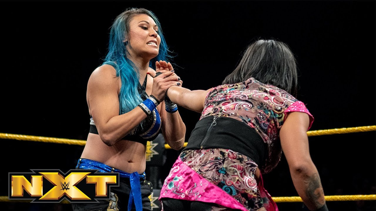 Mia Yim vs. Xia Li: WWE NXT, Feb. 20, 2019