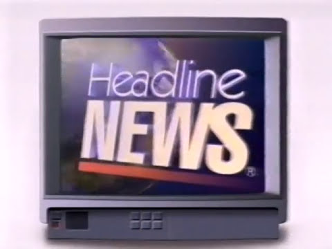 CNN and Headline News Promo