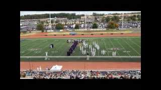 Calloway County Laker Band @ Festival of Champions (Oct. 18, 2014)