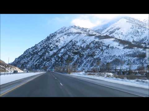 Wasatch Front to Coalville Bigfoot Roundtable Drive