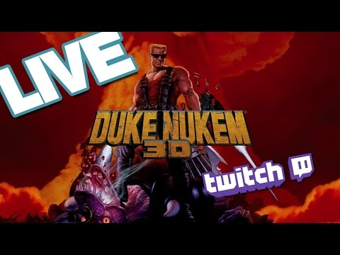 Duke Nukem 3D | Livestream de Twitch | L.A. Meltdown Final