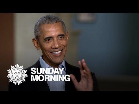 Barack Obama speaks