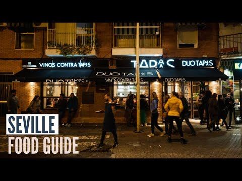 Where To Eat In Seville Spain | Tapas Bars, Restaurants, Churros + More Places To Eat In Sevilla