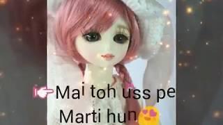 Main to uspe marti hu || romantic love song || whatsapp stories
