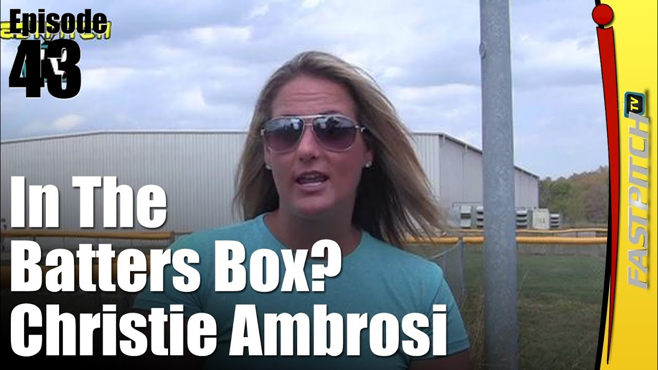 Softball Drills & Tips: In The Batters Box | Fastpitch TV