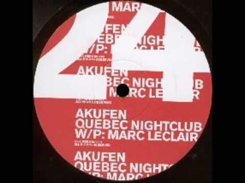 Akufen - Quebec Nightclub