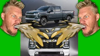 THESE NEW 2020 TRUCKS ARE STOOPID!!! Ford, Chevy, Dodge