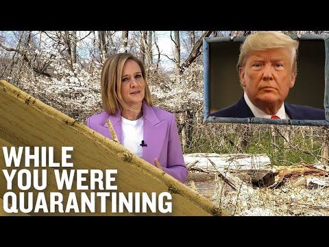 The Trump Administration Isn't Social Distancing From Its Usual B.S. | Full Frontal On TBS