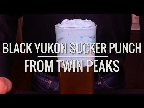 Recreated - Black Yukon Sucker Punch from Twin Peaks (feat. Binging With Babish)